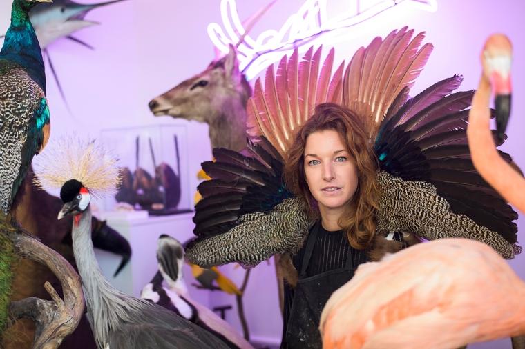 Naturaliste Bordeaux Stéphanie Barthes