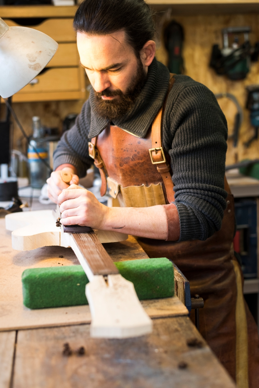 Reportage Luthier