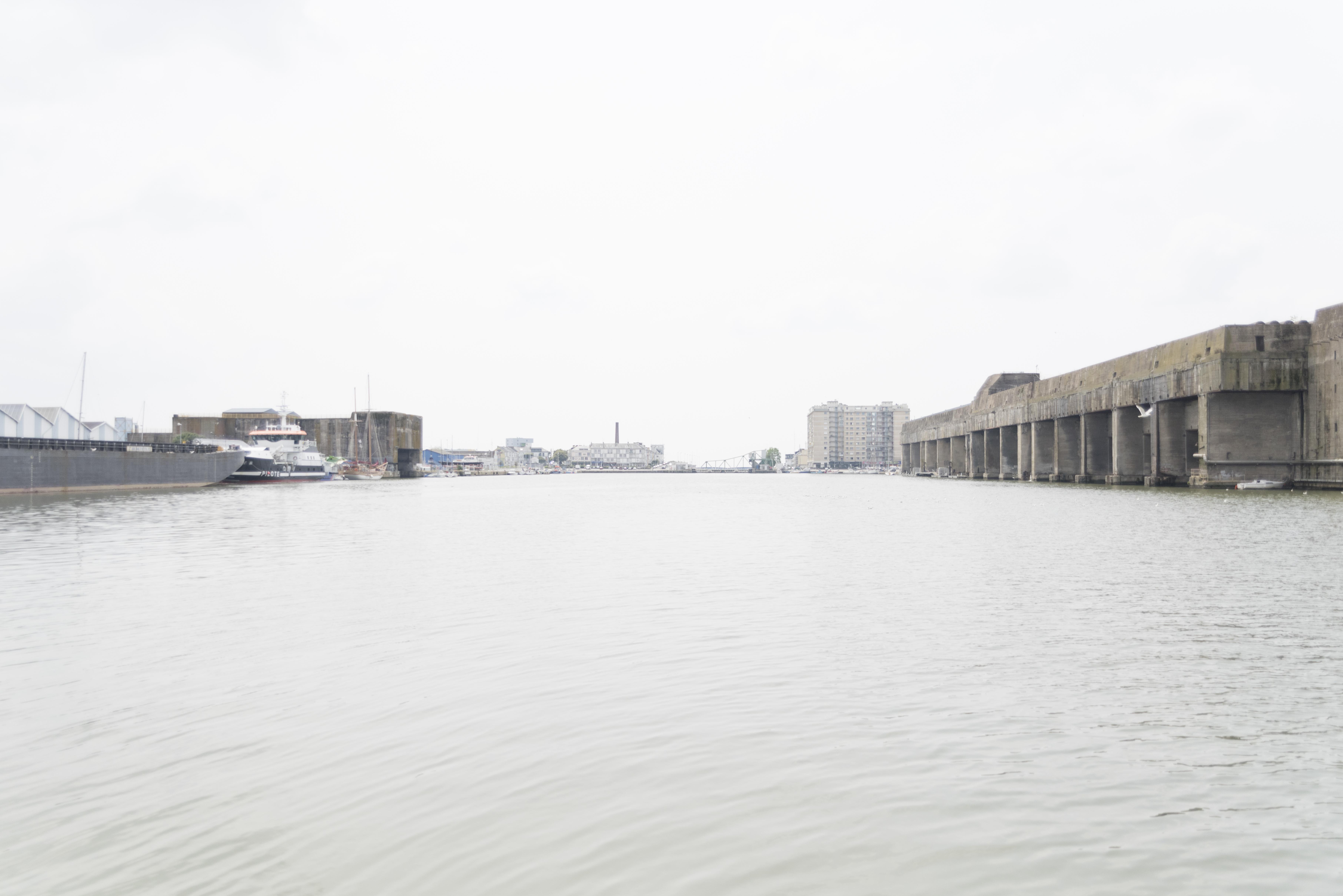 Littoral, Industrie, Saint Nazaire, Pays de la Loire